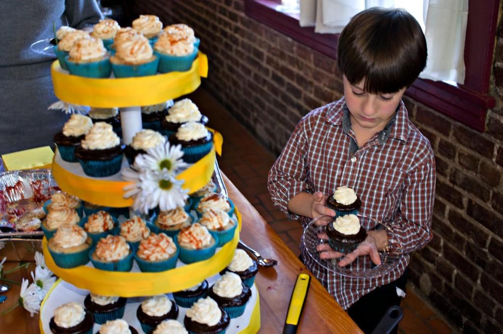 Cupcake-ateer