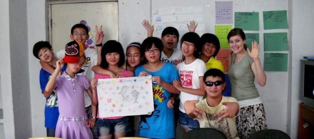 Missing China